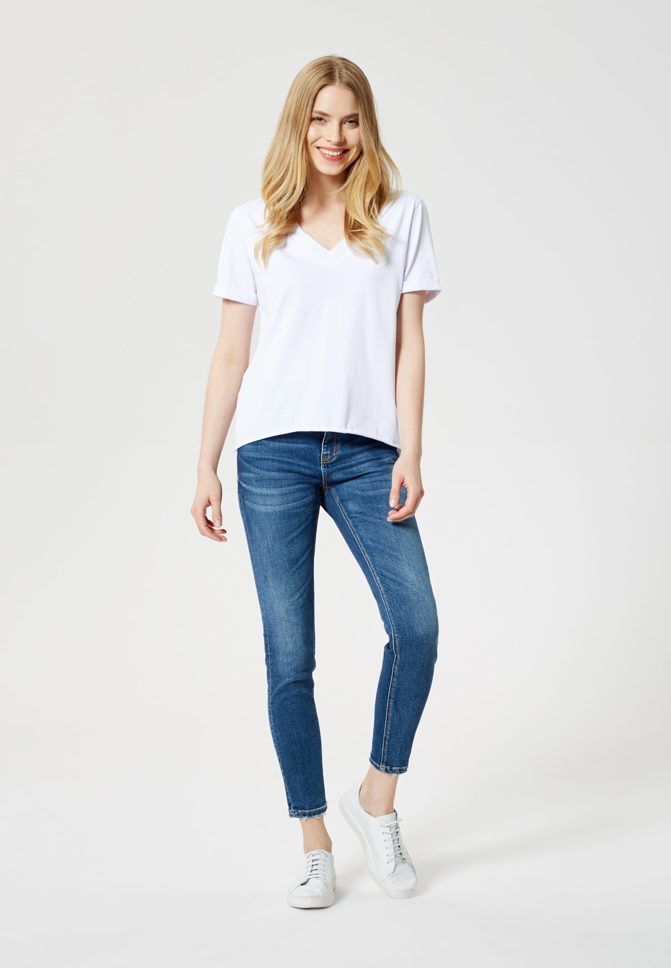 Blanc Usha shirt En T En shirt Blanc Usha T TFKc31Jl