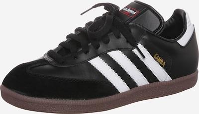 ADIDAS ORIGINALS Sneaker 'Samba' in schwarz / weiß, Produktansicht