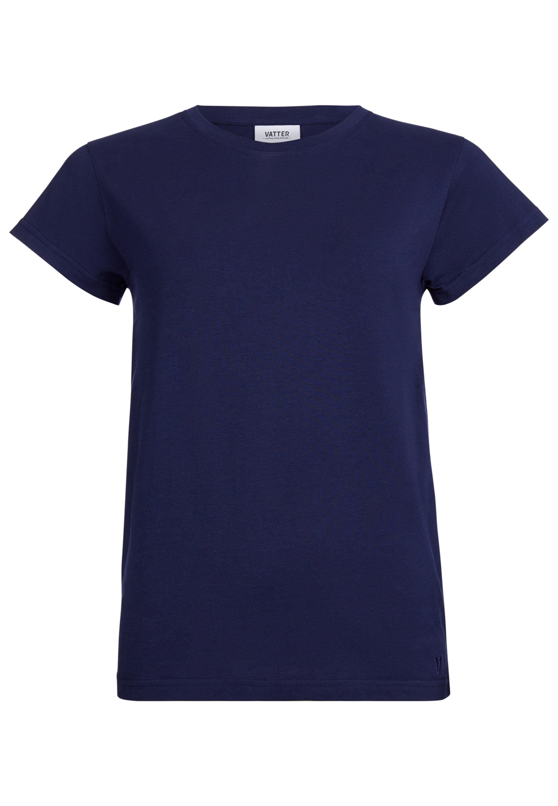 In Blau 'daily Daisy' Vatter T shirt CtsrdxQhB