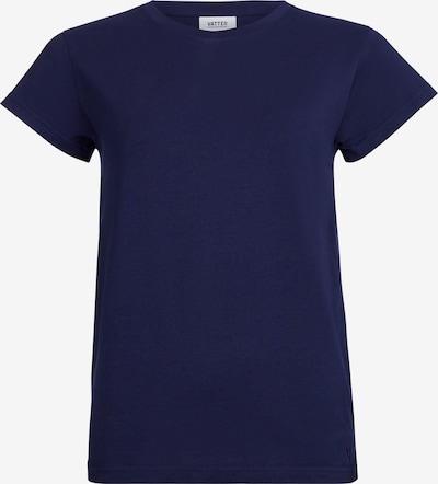 VATTER 'Daily Daisy' T-Shirt in blau, Produktansicht