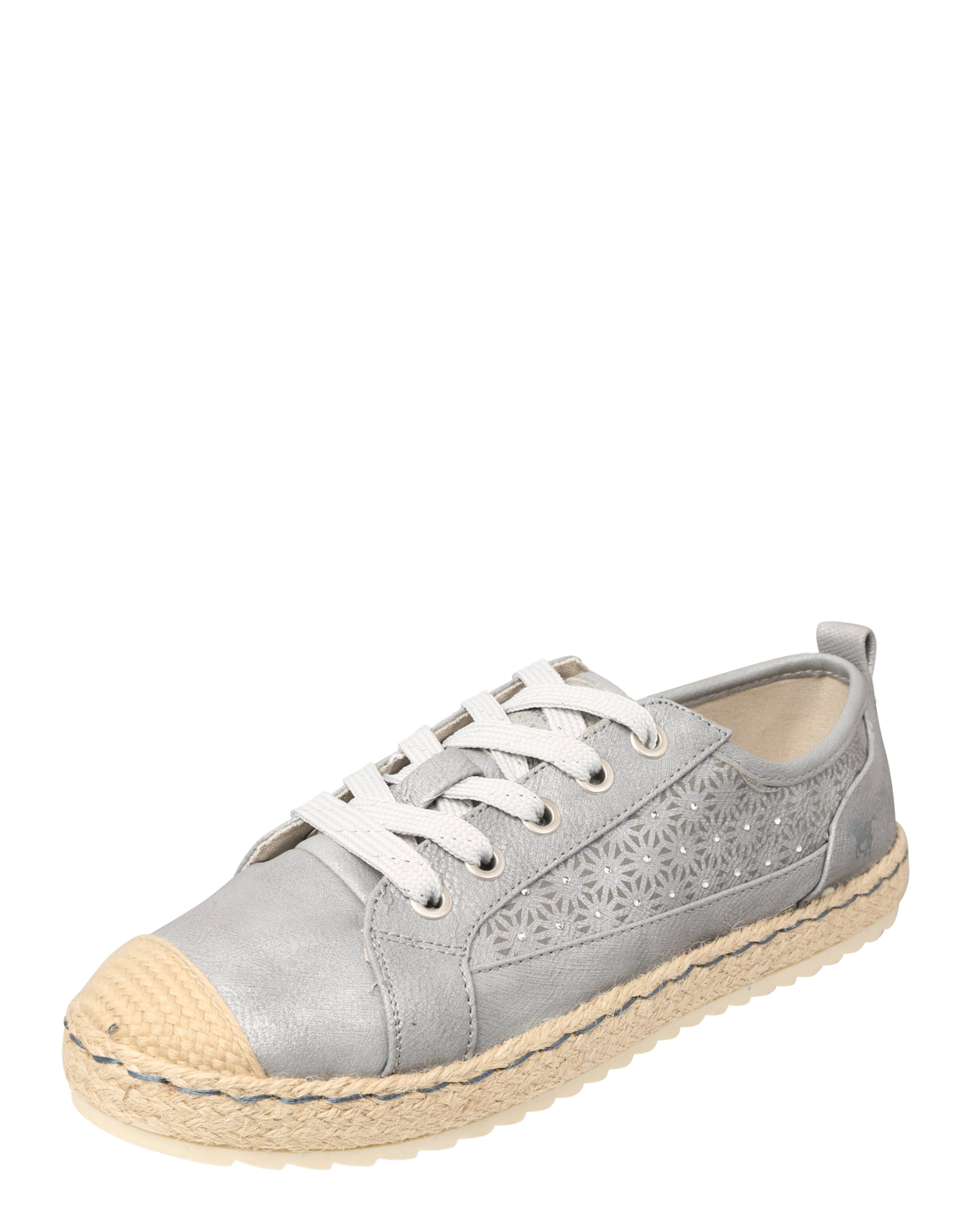 MUSTANG Espadrille zum Schnüren Günstige und langlebige Schuhe
