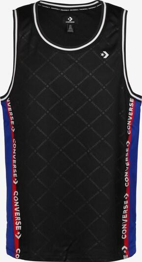 CONVERSE Tanktop ' Star Chevron Basketball ' in dunkelblau / rot / schwarz / weiß, Produktansicht