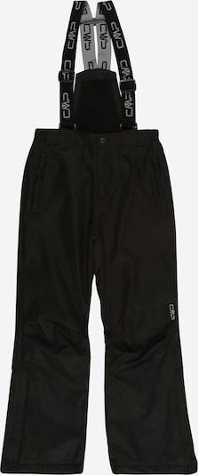 CMP Outdoorsporthose 'KID SALOPETTE' in schwarz, Produktansicht