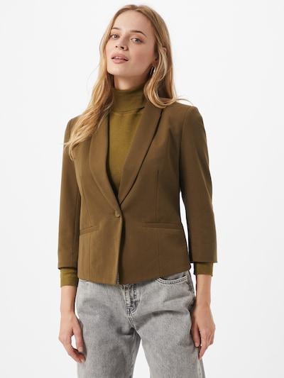 minimum Blazer 'Evaline' in braun, Modelansicht