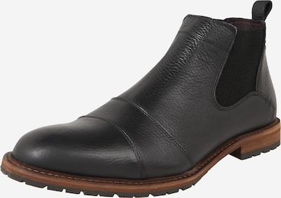 BULLBOXER Stiefel in schwarz: Frontalansicht