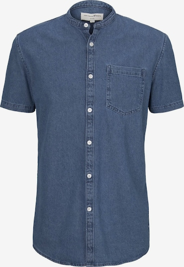 TOM TAILOR DENIM Jeanshemd in blue denim, Produktansicht