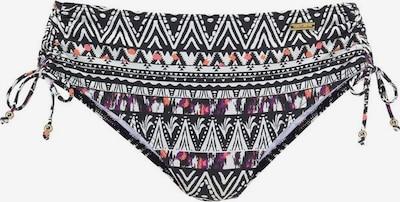 LASCANA Dół bikini 'Gathere' w kolorze mieszane kolory / czarnym, Podgląd produktu