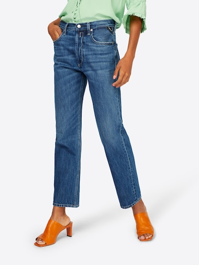 REPLAY Jeans 'ALEXYS ' in blue denim, Modelansicht