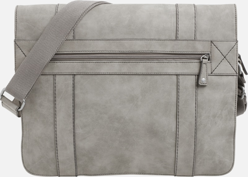 s.Oliver RED LABEL Laptop Bag im Vintage-Stil