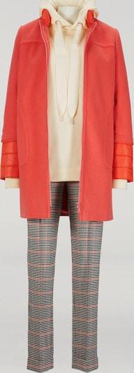 Palton de iarnă heine pe portocaliu, Vizualizare produs
