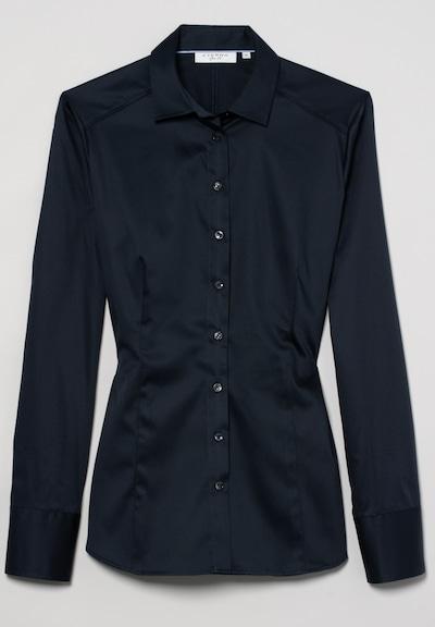 ETERNA Bluse in dunkelblau, Produktansicht