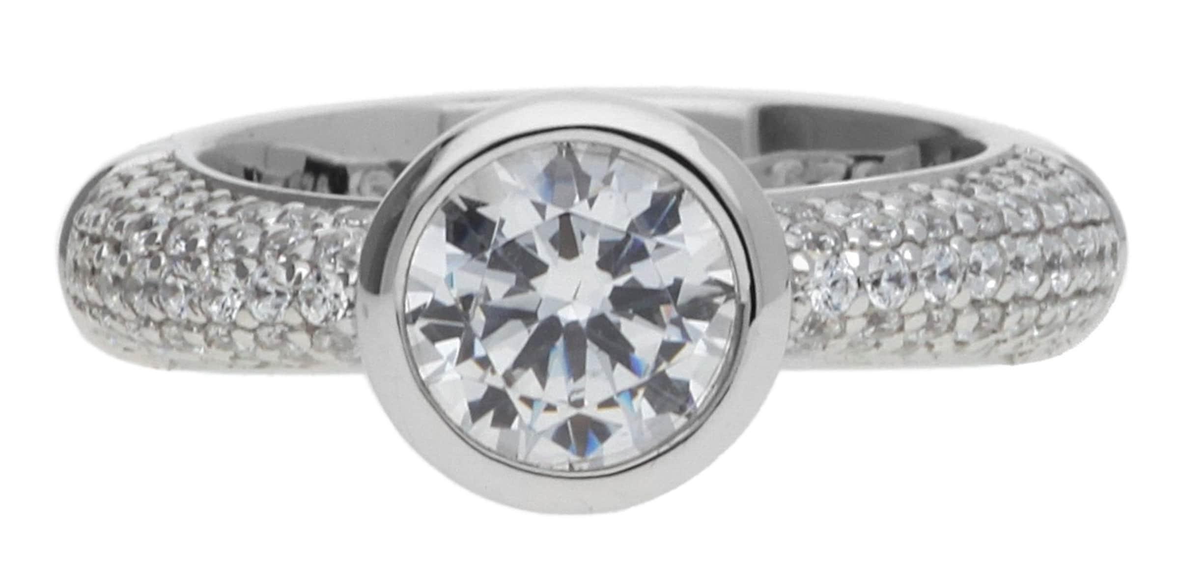 JOOP! Fingerring Silber Silber Meryl Original-Verkauf Online Y3UcELR