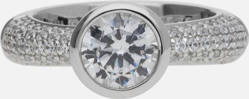 JOOP! Fingerring Silber Silber Meryl