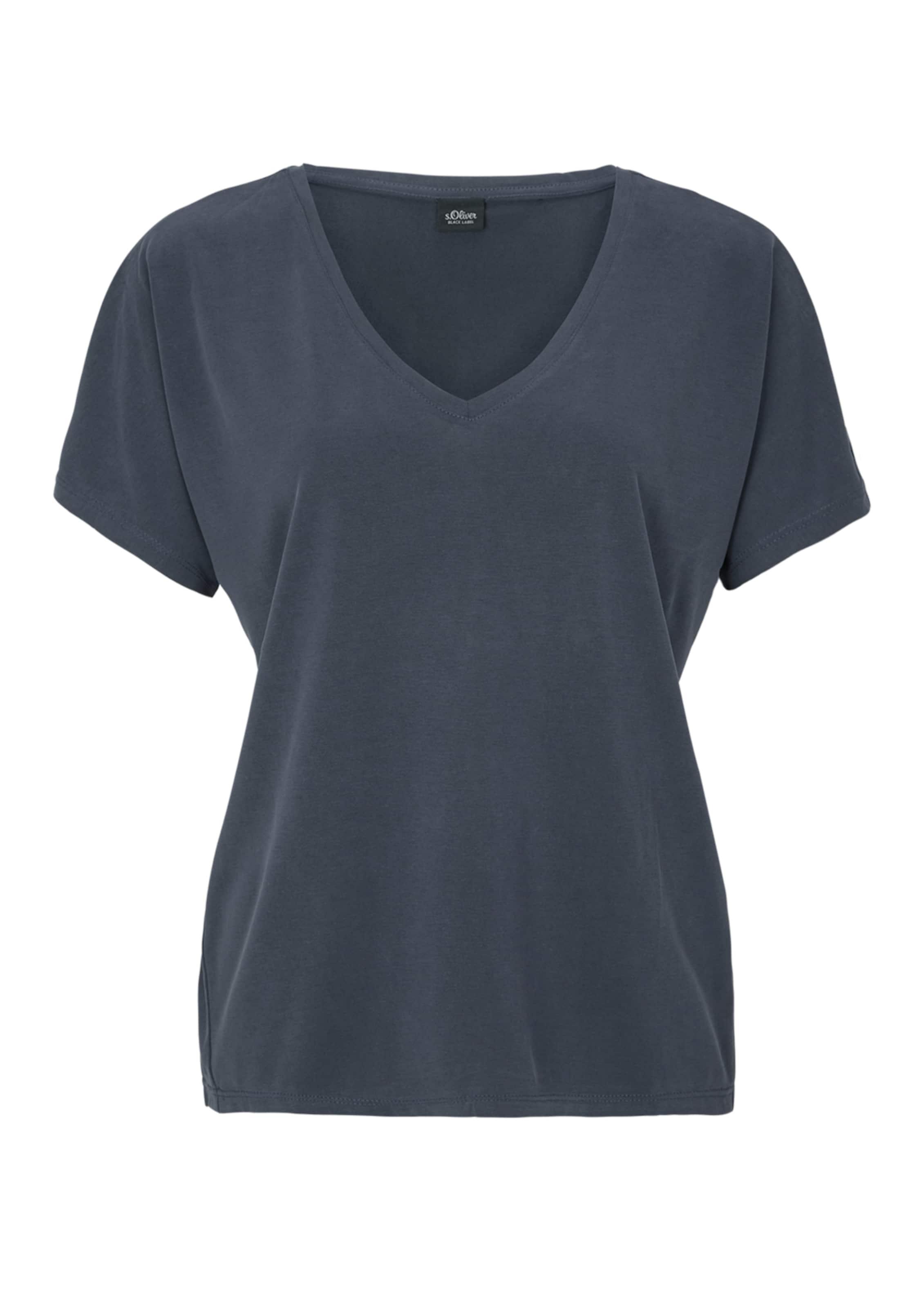 oliver Marine Label Black Shirt In S FcK1lJ