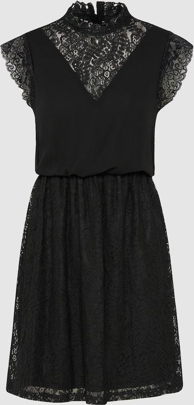 SISTERS POINT Spitzenkleid 'EVIL' in schwarz  Neue Kleidung in dieser Saison