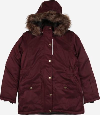 Giacca invernale NAME IT di colore rosso vino, Visualizzazione prodotti