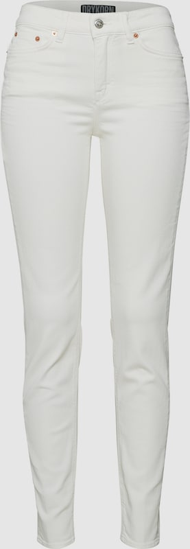 DRYKORN Jeans 'Pull 80524' in weiß  Bequem und günstig