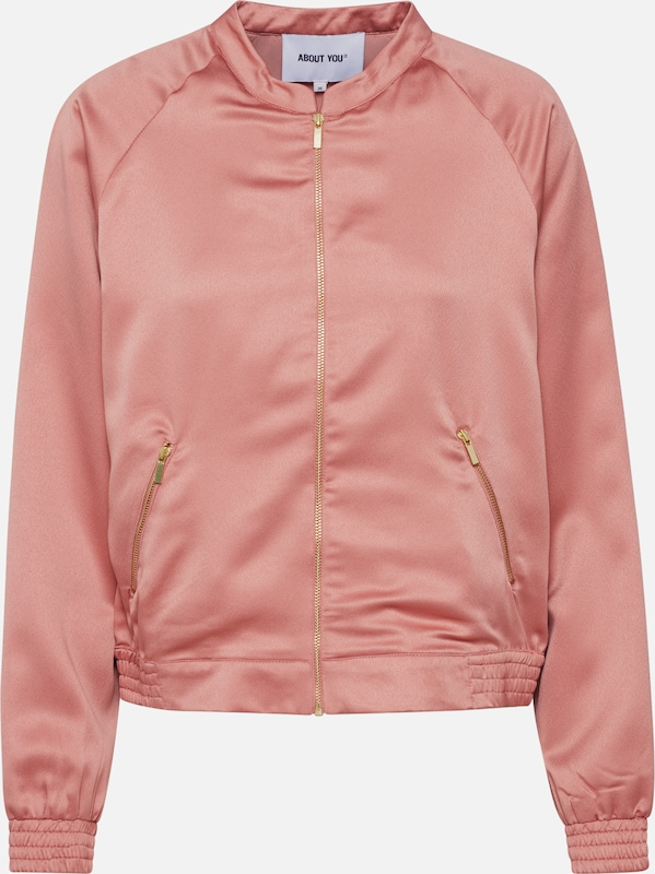 ABOUT YOU Jacke  'Chani' in rosa, Produktansicht