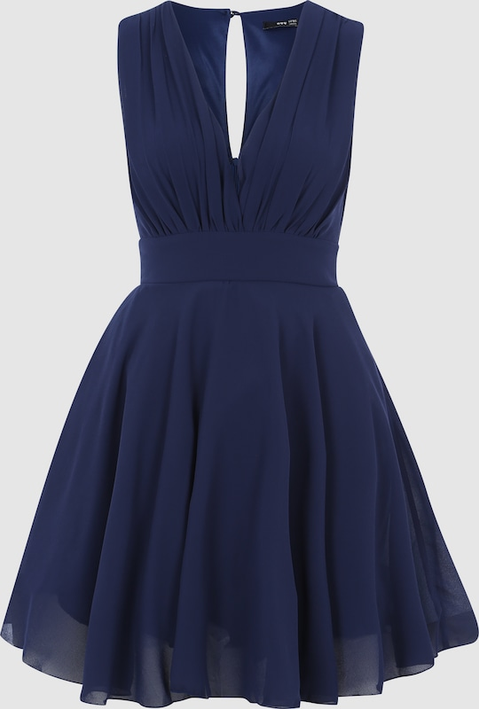 TFNC Cocktailkleid \'Nordi\' in blau | ABOUT YOU