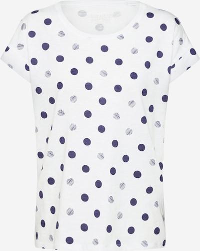 ESPRIT Shirt 'NOOS CORE OCS Tee' in weiß, Produktansicht