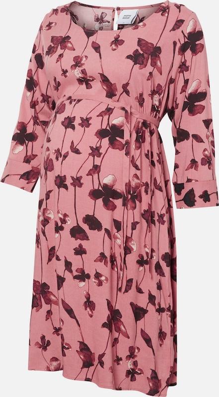 Mamalicious Maternity Dress With Flowers