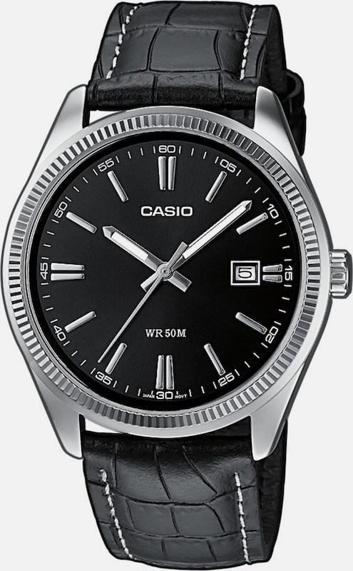 "CASIO Casio Collection, Armbanduhr, ""MTP-1302PL-1AVEF"""