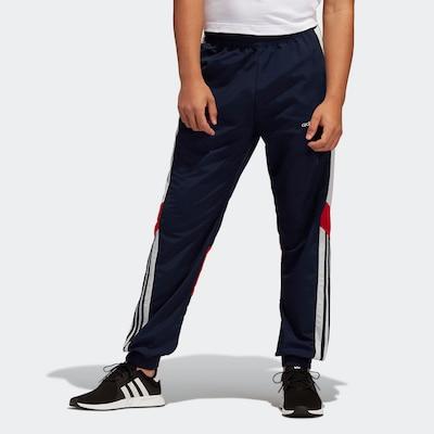 ADIDAS ORIGINALS Trainingshose 'Festivo' in dunkelblau / rot / weiß, Modelansicht