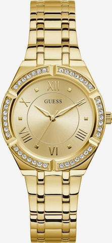GUESS Analog Watch in Gold