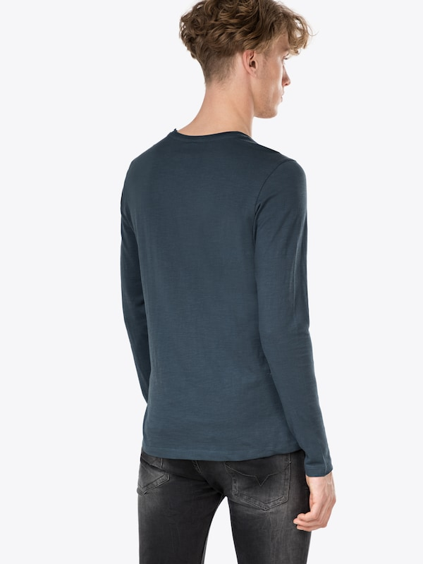 Foncé En shirt T Bleu Blend ID9HYeEW2