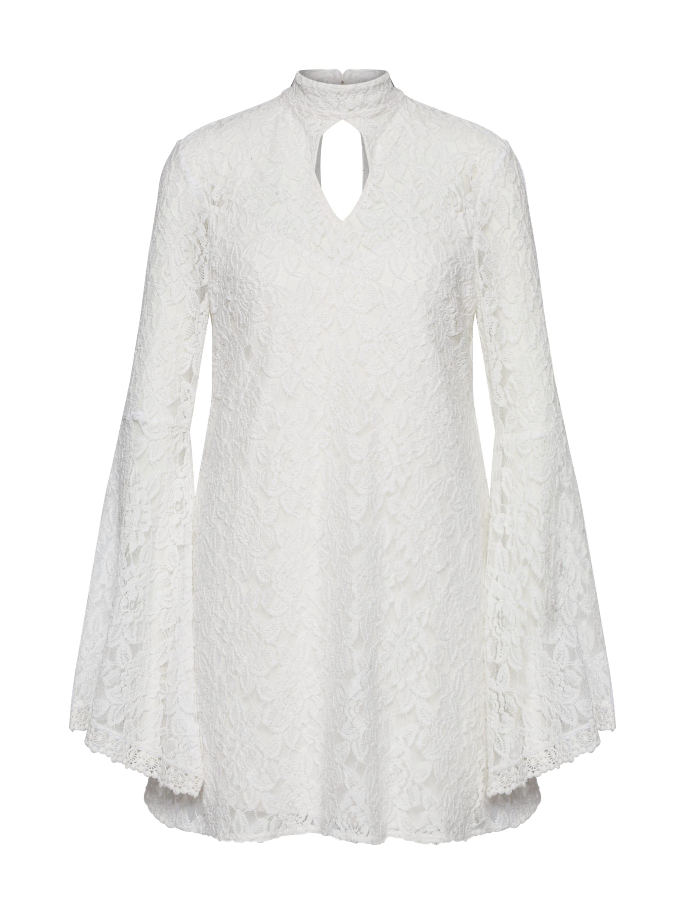Opoku Farina Kleid Weiß In 'vanaja' 54LAjR