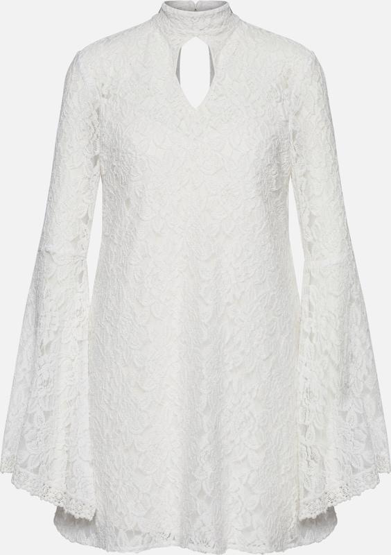 Farina Opoku Opoku Opoku Kleid 'VANAJA' in weiß  Freizeit, schlank, schlank 4fb386