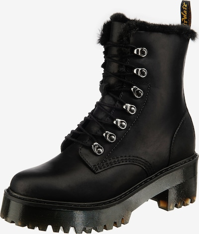 Dr. Martens Lace-Up Ankle Boots 'Leona' in Black, Item view