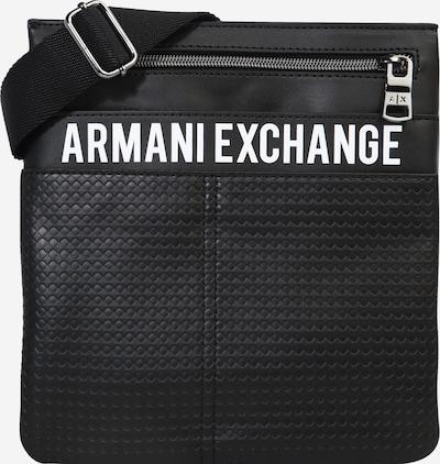 fekete / fehér ARMANI EXCHANGE Válltáska, Termék nézet