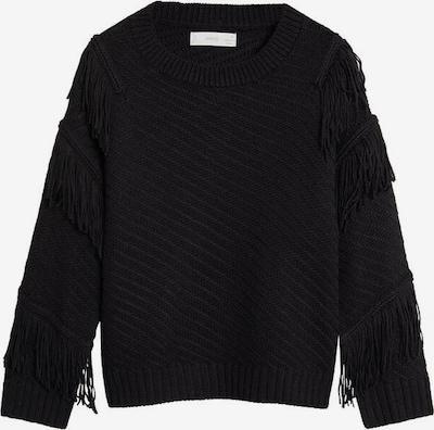 MANGO KIDS Pullover in schwarz, Produktansicht