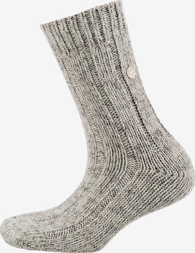 BIRKENSTOCK Socken 'Twist' in grau, Produktansicht