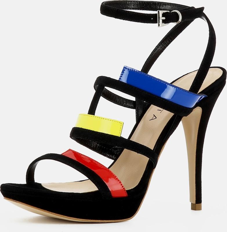 Haltbare Mode billige Schuhe EVITA | Damen Sandalette Sandalette Sandalette Schuhe Gut getragene Schuhe e1e0fe