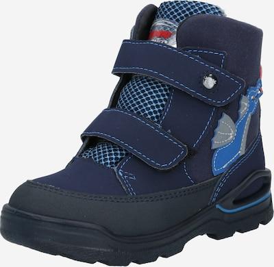 Auliniai batai su kulniuku 'BIXI' iš Pepino , spalva - mėlyna / tamsiai mėlyna / pilka, Prekių apžvalga