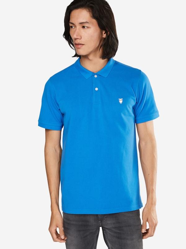 KnowledgeCotton Apparel Poloshirt 'Pique - OCS'