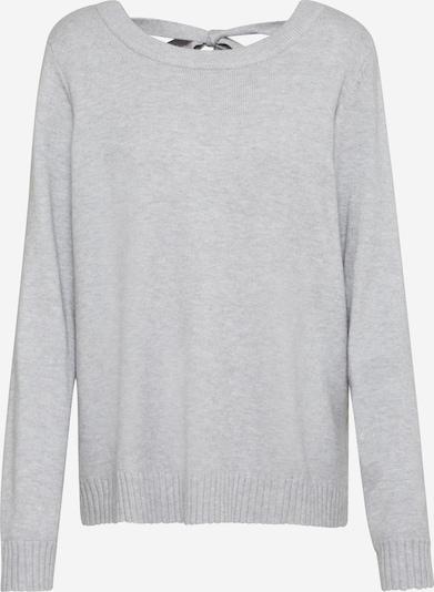 VILA Pulover | svetlo siva barva, Prikaz izdelka