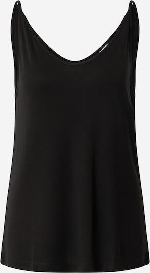 JAN 'N JUNE Top | črna barva, Prikaz izdelka