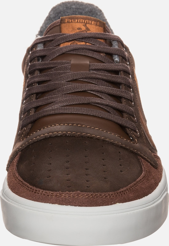 Hummel Sneaker 'Slimmer Stadil Duo Oiled Low'