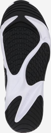 Nike Sportswear Sneaker 'Zoom 2K' in schwarz / weiß: Ansicht von unten
