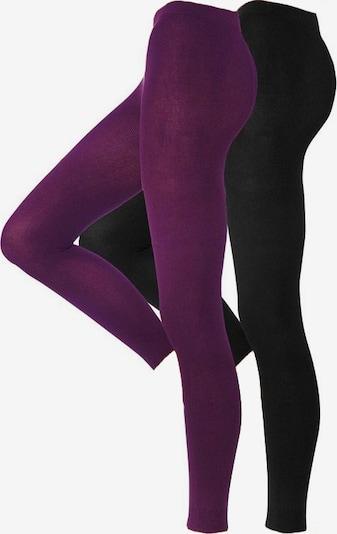 Pėdkelnės iš ROGO , spalva - violetinė-mėlyna / juoda, Prekių apžvalga