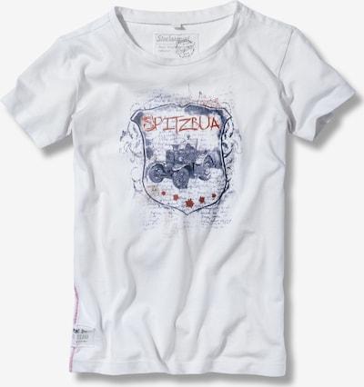 STOCKERPOINT Shirt in de kleur Wit, Productweergave