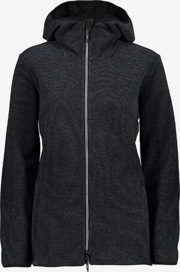 CMP Jacke ' Jacquard Jacke ' in schwarz, Produktansicht