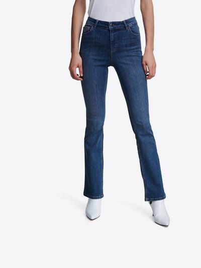 SET Jeansy w kolorze niebieski denimm: Widok z przodu