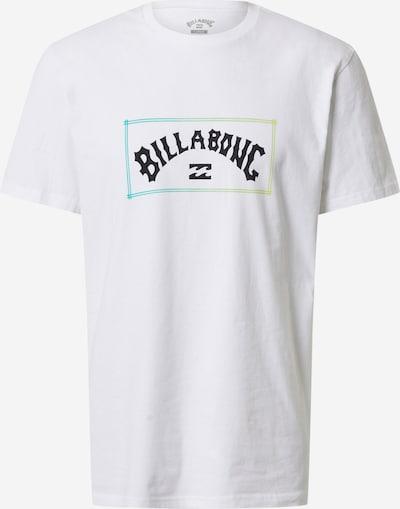 BILLABONG Shirt 'Arch' in mischfarben / weiß, Produktansicht
