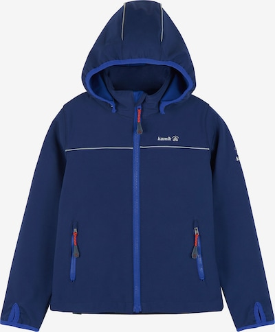 Kamik Softshelljacke 'JARVIS' in blau / dunkelblau, Produktansicht