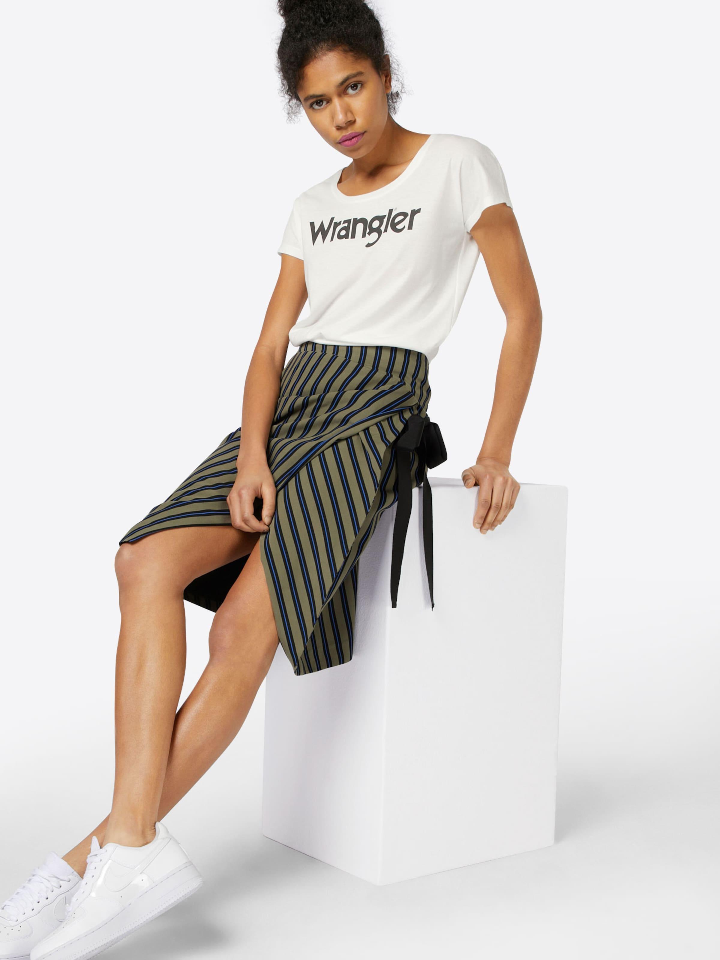 WRANGLER T-shirt 'LOGO' Beliebt Günstig Online Besuchen Neue Online Kauf Zum Verkauf Footaction Zum Verkauf Outlet Günstigen Preisen wFCVdJdu