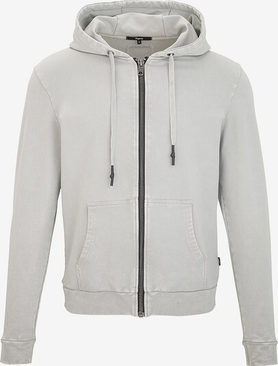 tigha Sweatjacke in grau, Produktansicht